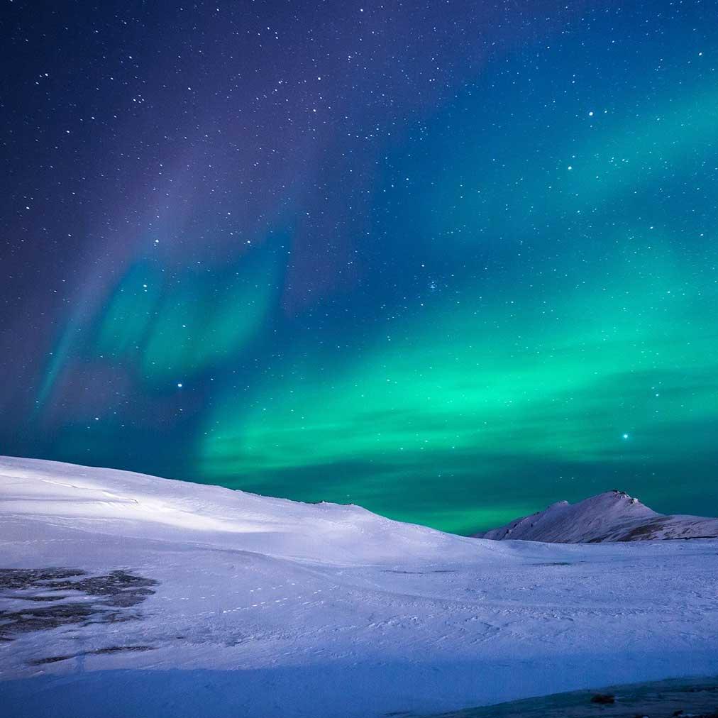 Autism Spiritual Intuitive Healing - Aurora Polar Lights | Antonio's Healing Hands